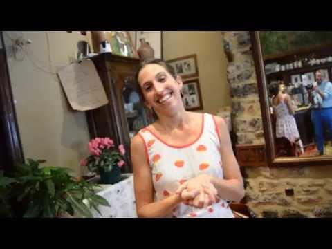 GABRIELA FAINSTEIN PRESENTA  EL MONOLOGO   LA DINAMICA DEL DESASTRE   CAFE VICENTE VILLAVICIOSA 15