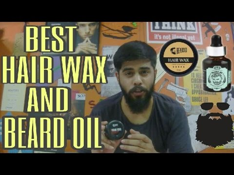 Best Effective Hair Wax And Beard Oil For Men In Hindi Good