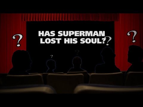 Has Superman lost his soul? - The (Movie) Question