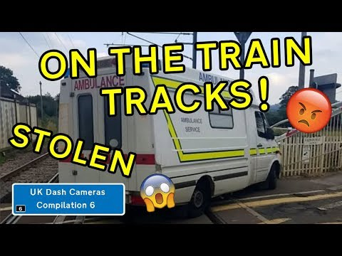 UK Dash Cameras - Compilation 6 - 2019 Bad Drivers, Crashes + Close Calls