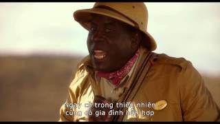 Kì nghỉ chết cười - Kì nghỉ ở Châu Phi