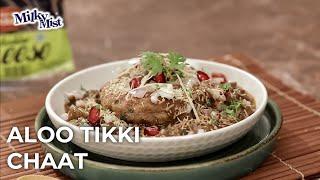Homemade Chaat Recipe | Aloo Tikki Chaat | Aloo Chaat Recipe