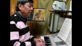 """33 YK """" Qui confidunt """"- Canto Gregoriano"""