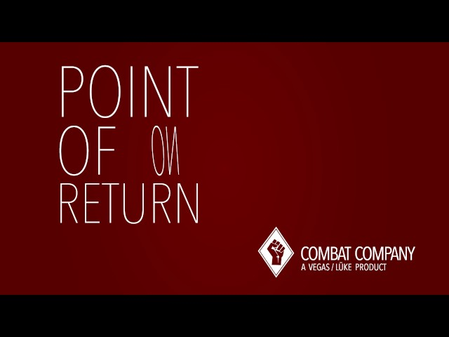 Combat Company - Point Of No Return (Single 2017)