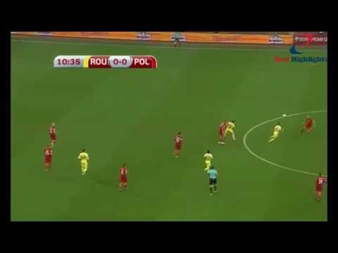 Romania 0 - 3 Poland |2018 Russia World Cup|