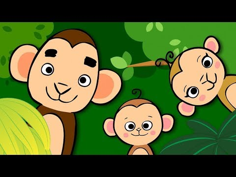 🔴LIVE: MONKEY Finger Family and More 🐵🖐️ | DADDY FINGER SONGS | Mother Goose Club Videos