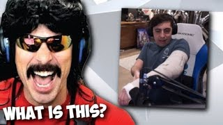 DrDisRespect On Shroud's Scooter Accident + Spectates Another Hacker in Apex (3/15/2019)
