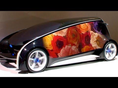 Toyota Fun-Vii Futuristic EV Concept Car #DigInfo