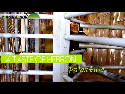 Daily life in Hebron, Palestine - Travel Vlog