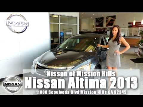 Nissan Of Mission Hills Movie Theater Presentation