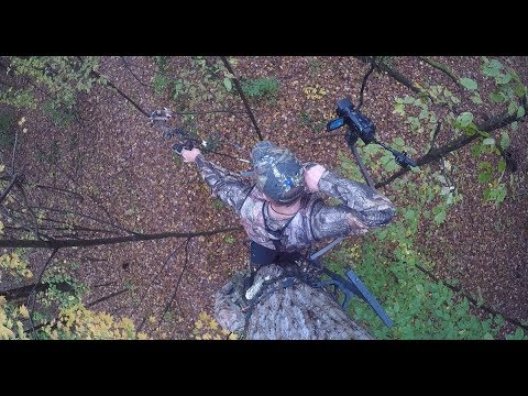 #Early Season# 2017 Bow Hunting Ohio #Self Filmed#