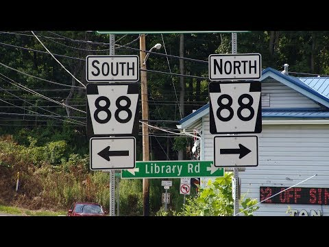 A Short History of Route 88