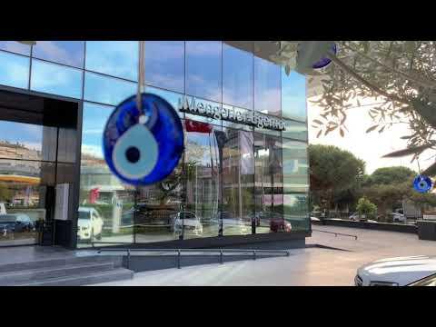 Onur Kaylı | Mercedes Benz Mengerler Yeni Showroom Videosu