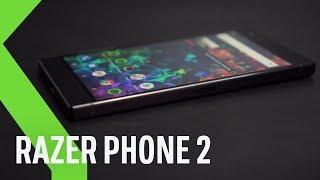 Razer Phone 2, análisis: PANTALLA ESPECTACULAR a 120Hz