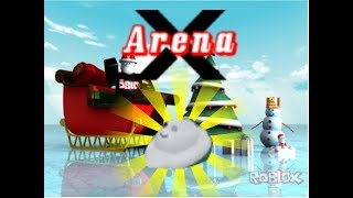 CHRISMAS EVENT! | ROBLOX | Arena X | Part 16 **READ DESC**