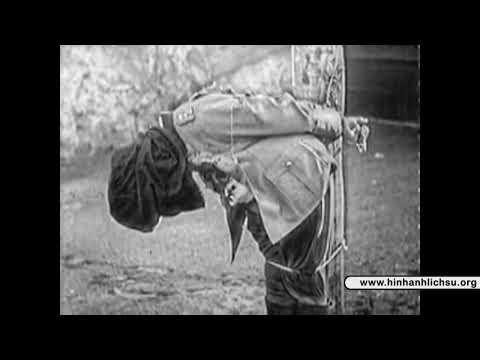 Phim tài liệu: Tử hình tướng phát xít Đức Anton Dostler năm 1945