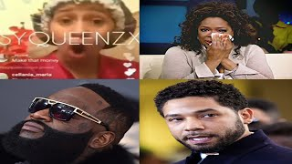 Pt. 1~CURRENT EVENTS: CARDI B/RICK ROSS, OPRAH, JUSSIE