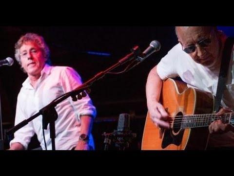 The Who: Peter Townshend, Roger Daltrey Live | Music-News.com