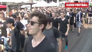 Ajax HOOLIGANS in the CHAMPIONS LEAGUE 2019 (All moments)