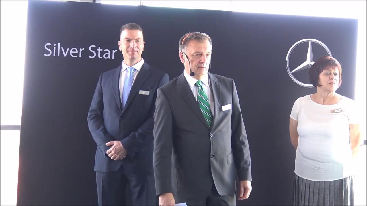 Silver Star Motors The New General Distributor Of Daimler