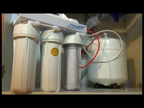 The Best 5 Stage Reverse Osmosis RO Water Filter Manufacturer In Taiwan