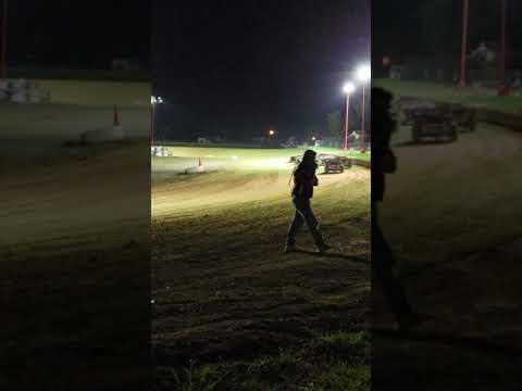 Dawson at Big O Speedway