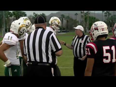 FOOTBALL: Murrieta Mesa vs. Palm Springs