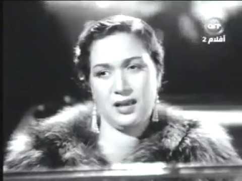 فيلم حبيب قلبي -  رياض السنباطي ,  هدى سلطان ,  محسن سرحان , تحية كاريوكا