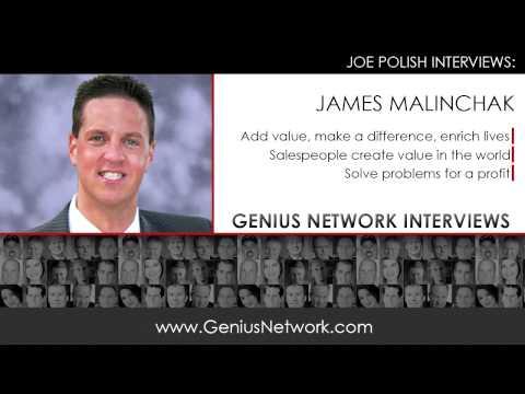 James Malinchak:  Genius Network Interviews