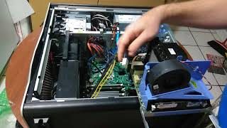 T7500 ADDING REMOVING UPGRADING 2ND PROCESSOR