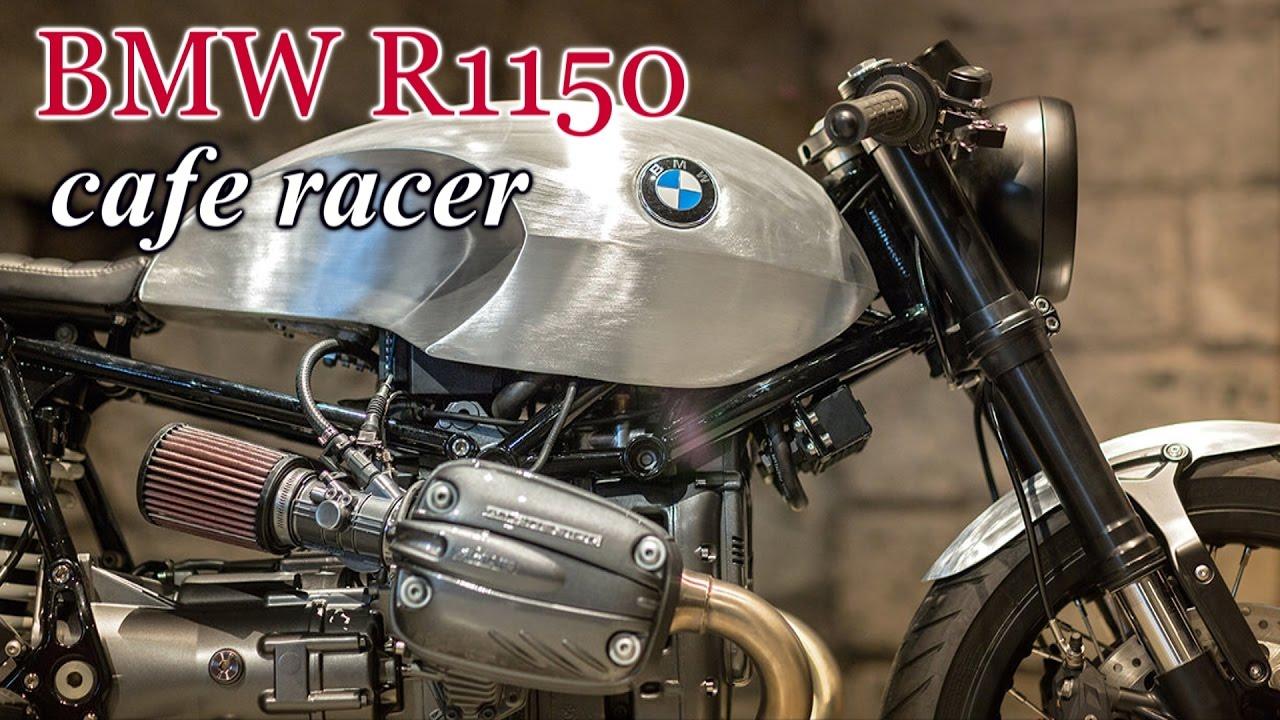 Bmw R1150 Cafe Racer Youtube