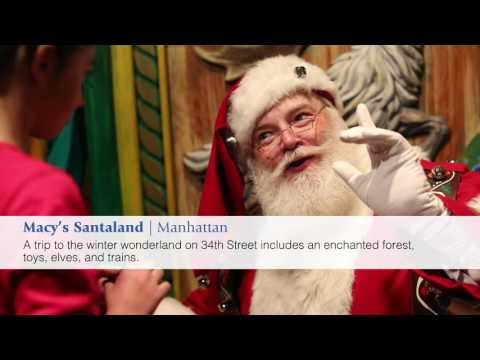 Christmas Activities for Kids In and Around New York City