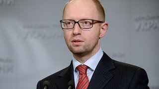 Яценюк: Киев готов выплатить 3,1 миллиарда долларов за газ