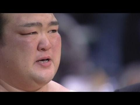 【大相撲】新横綱稀勢の里が逆転優勝! 本割・優勝決定戦・そして表彰式で涙