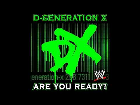 "WWE: (D - Generation X) - ""Are You Ready?"" [Arena Effects+]"