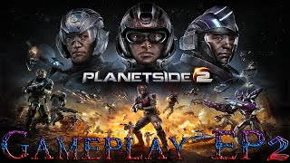 PlanetSide 2 - Gameplay ITA - Sotto Copertura! EP2