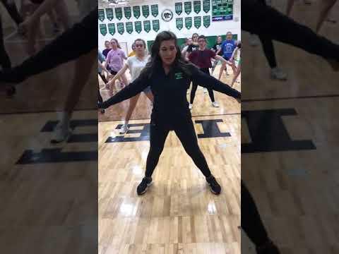 Tryout Dance (Middle School)