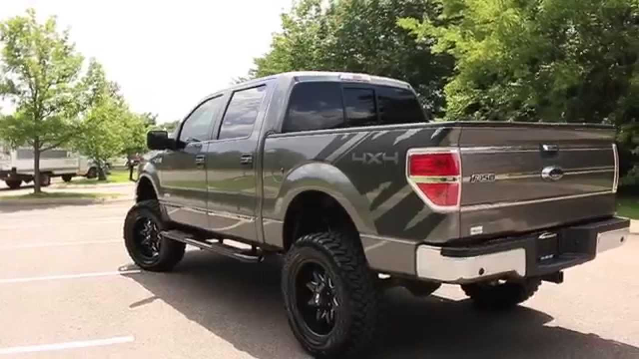 medium resolution of 2013 ford f150 xlt lifted wheels tires