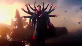 Battle At Titan and Wakanda: Infinity War (1080p)