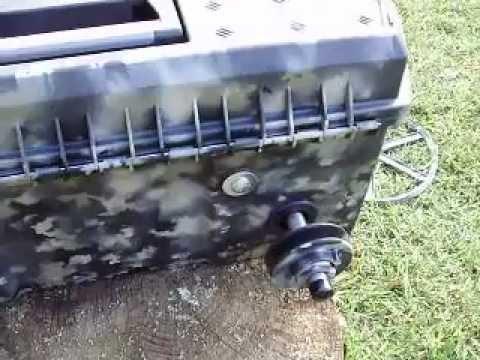 Crank a Watt(TM) Camo Survival Generator used by Doomsday Preppers