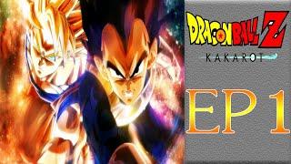 [🎮🔴LIVE ] Dragon Ball Z kakarot - เริ่มต้นการเดินทาง EP 1