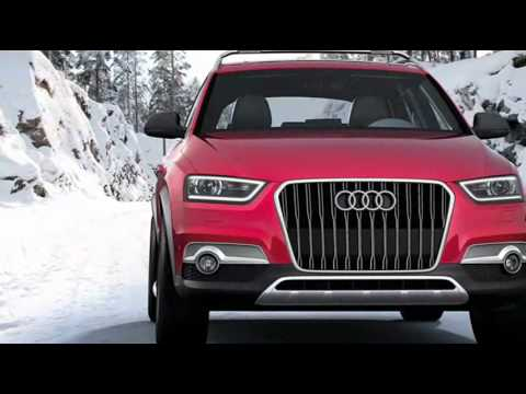 2012 Audi Q3 Vail Concept Youtube