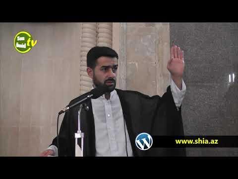 Hacı Samir Quran təfsir məclisi Ənbiya surəsi 2-ci hissə