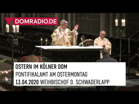 Pontifikalamt am Ostermontag