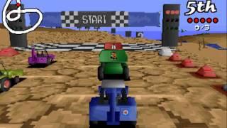 Big Red Racing (MS-DOS)