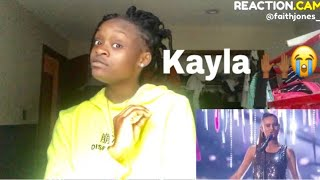 """Makayla Phillips: Teen Singer Performs Rendition Of """"Who U Are"""" - America's Got Talent 2018 REACTION"""