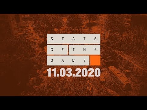 The Division 2: State Of The Game #151 - 11 March 2020 | Ubisoft [NA]