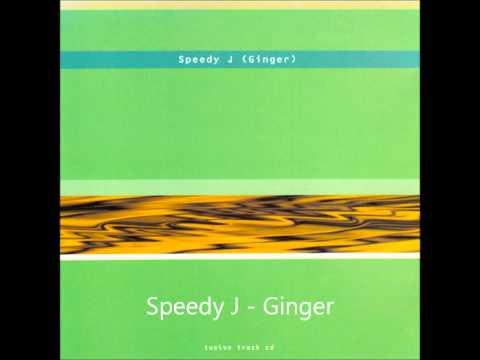 Ginger - Speedy J / Ginger