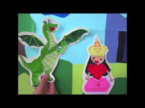 The Dragon and the Princess