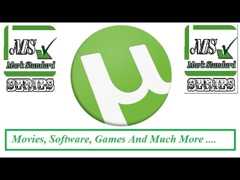 How to download and install utorrent | Download Movies, Softwares, Games via utorrent